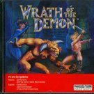 Wrath of the Demon PC CD-ROM for DOS - New CD in SLEEVE