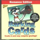 Barking Cards: Romance Edition CD-ROM for Windows - NEW CD in SLEEVE