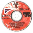 Billboard Music Guide (PC, 1997) CD-ROM for Windows - NEW CD in SLEEVE