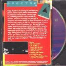 SPECTRE PC-CD for DOS - NEW CD in SLEEVE