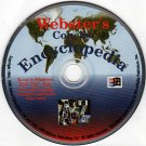 Webster's Concise Encyclopedia (1995) PC-CD for Windows - NEW CD in SLEEVE