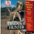 DK Dinosaur Hunter v2.0 (Ages 7+) (CD, 2000) for Windows - NEW in SLEEVE