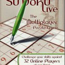 SuDoku Live: The Multiplayer Puzzle Game (CD-ROM, 2006) for Win/Mac - NEW in BOX