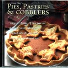 Easy Chef's: Pies, Pastries & Cobblers PC CD-ROM for Windows - Factory Sealed JC