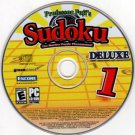 Professor Fuji's Sudoku Deluxe PC-CD Windows 98SE/Me/2000/XP - NEW CD in SLEEVE