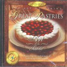 The Art of Making Great Pastries CD-ROM for Windows - New Sealed JC