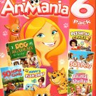 Animania: 6 Pack (PC-DVD, 2009) for Windows - NEW in DVD BOX