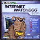 QuickStart Internet Watchdog XP CD-ROM for Windows - NEW CD in SLEEVE