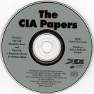 The CIA Papers CD-ROM for Windows & DOS - NEW CD in SLEEVE