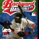 Backyard Baseball '09 (Playstation 2, 2008) - FACTORY SEALED!