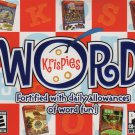 Word Krispies -Puzzle Challenges for ALL Ages PC-CD for Windows - Factory Sealed