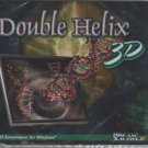Double Helix 3D Screensaver CD-ROM for Windows - Factory Sealed JC