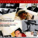 Encyclopedia Britannica Heroes & Villains CD-ROM for Win/Mac - Factory Sealed JC