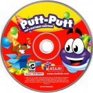 Putt-Putt: Pep's Birthday Surprise (Ages 3-8) CD-ROM Windows - NEW CD in SLEEVE