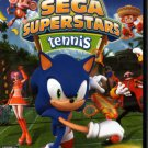 SEGA SuperStars Tennis (Playstation 2, 2008) - FACTORY SEALED!