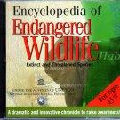 Encyclopedia of Endangered Wildlife CD-ROM for Win/Mac - Factory Sealed JC