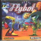 Flybot (Outer Space Arcade Action!) PC-CD Windows XP/Vista/7 - Factory Sealed