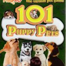 101 Puppy Pets (PC-CD, 2007) for Windows 98/ME/2000/XP/Vista - NEW in DVD BOX
