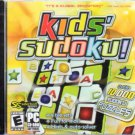 Kids' Sudoku! Over 10,000 Puzzles (PC-CD, 2005) for Windows - NEW in Jewel Case