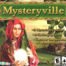 Mysteryville - Uncover the Secrets (PC-CD, 2009) for Windows - NEW in Jewel Case