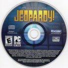 JEOPARDY! America's Favorite Quiz Show (PC-CD, 2003) XP/Vista - NEW CD in SLEEVE