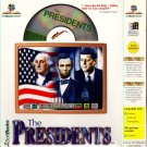The Presidents v3.0 CD-ROM for Windows - NEW CD in SLEEVE