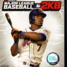 2K Sports: Major League Baseball 2K8 (Playstation 2, 2008) - FACTORY SEALED!