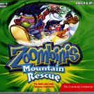 Zoombinis Mountain Rescue (Ages 8+) CD-ROM for Win/Mac - NEW CD in SLEEVE
