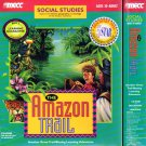 The Amazon Trail (Age 10+) CD-ROM for Win/Mac - NEW Sealed BOX