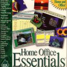 Home Office Essentials Deluxe Edition CD-ROM for Windows -NEW in BOX