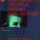WOLFGANG AMADEUS MOZART DON GIOVANNI PC-CD for Windows - NEW in BOX