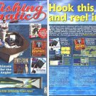 Fishing Fanatic (3+1 Prgs) CD-ROM for Win/DOS - NEW in BOX