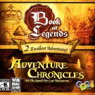 Book of Legends & Adventure Chronicles: Search for Lost Treas. PC/MAC -NEW in JC