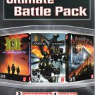 Ultimate Battle Pack (3 Complete Games) (3CDs, 2006) for Windows - NEW in BOX