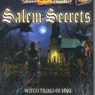 Hidden Mysteries: Salem Secrets + BONUS! (PC-CD, 2010) - NEW in DVD BOX