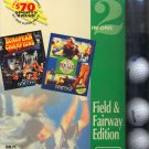GOLF COMBO PACK w/BONUS 3 Spalding Golf Balls! CD-ROM for PC - NEW in Retail BOX