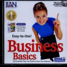 JIAN Business Basics + BONUS! (CD-ROM, 2003) for Win/Mac - NEW CD in SLEEVE