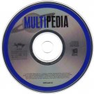 Multipedia (PC-CD, 1995) for Windows 3.1/95 - NEW CD in SLEEVE