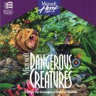 Microsoft Dangerous Creatures (PC-CD, 1994) for Windows - NEW CD in SLEEVE