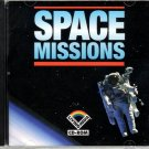 Space Missions PC CD-ROM for Windows - NEW in Jewel Case
