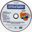 Office Suite LE DVD-ROM Windows XP/Vista/7 - NEW CD in SLEEVE