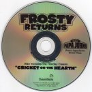 Holiday Classics: Frosty Returns & Cricket on the Hearth DVD-VIDEO in SLEEVE
