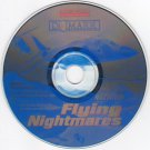 Flying Nightmares (CD-ROM, 1994) for Power Macintosh - NEW CD in SLEEVE