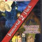 Immortal 2 Pack: Vampireville & Vampire Brides (PC-CD, 2012) - NEW in DVD BOX