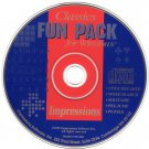 Classics FUN PACK for Windows CD-ROM (PC-CD, 1995) Windows - NEW CD in SLEEVE