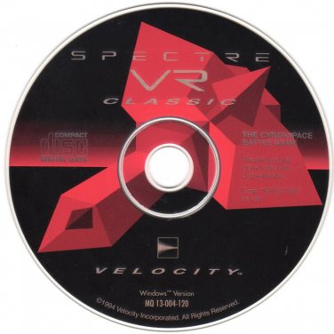 Spectre VR Classic (PC-CD, 1994) Windows - NEW CD in SLEEVE