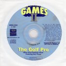 The Golf Pro (PC-CD, 1997) for Windows 95/98 - NEW CD in SLEEVE