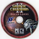 Galactic Civilizations II: Dread Lords (PC-DVD, 2008) Windows - NEW in SLEEVE
