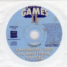 Chessmaster 5000, Pro Bass Fishing & Slot City (PC-CD, 1999) - NEW CD in SLEEVE