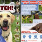 FETCH! - Play, Train & Compete  (PC-CD, 2006) 98/Me/XP - NEW in BOX